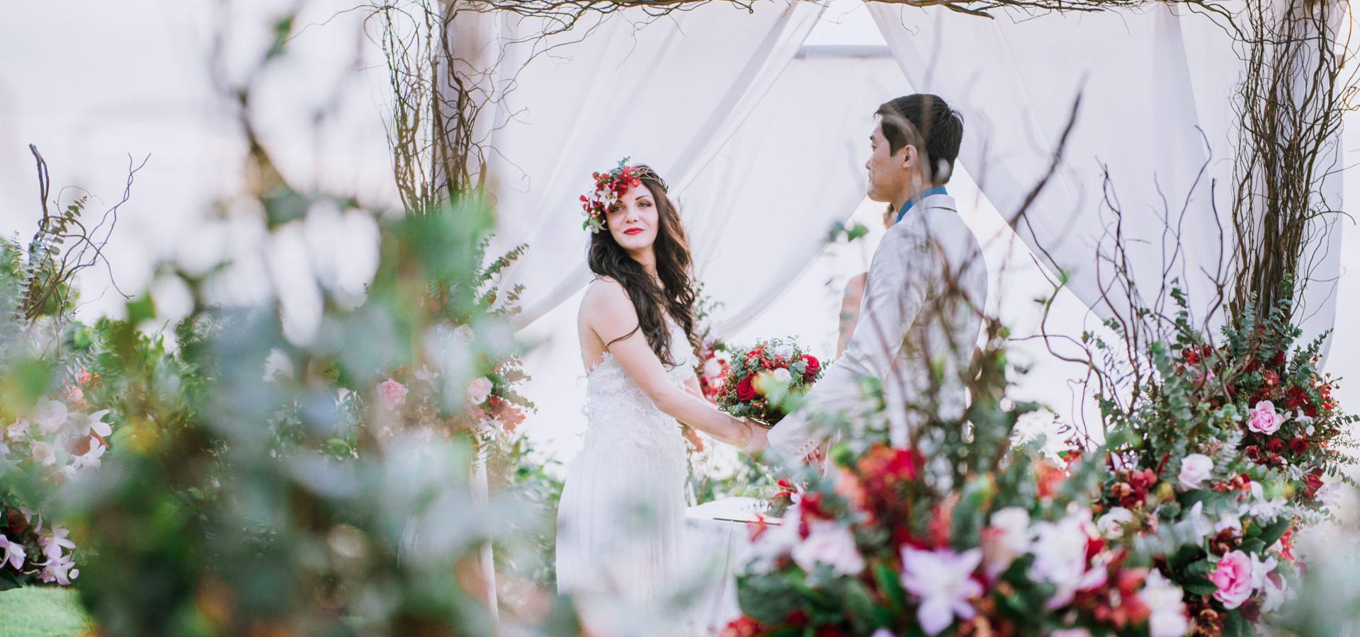 Что нужно обсудить со свадебным организатором