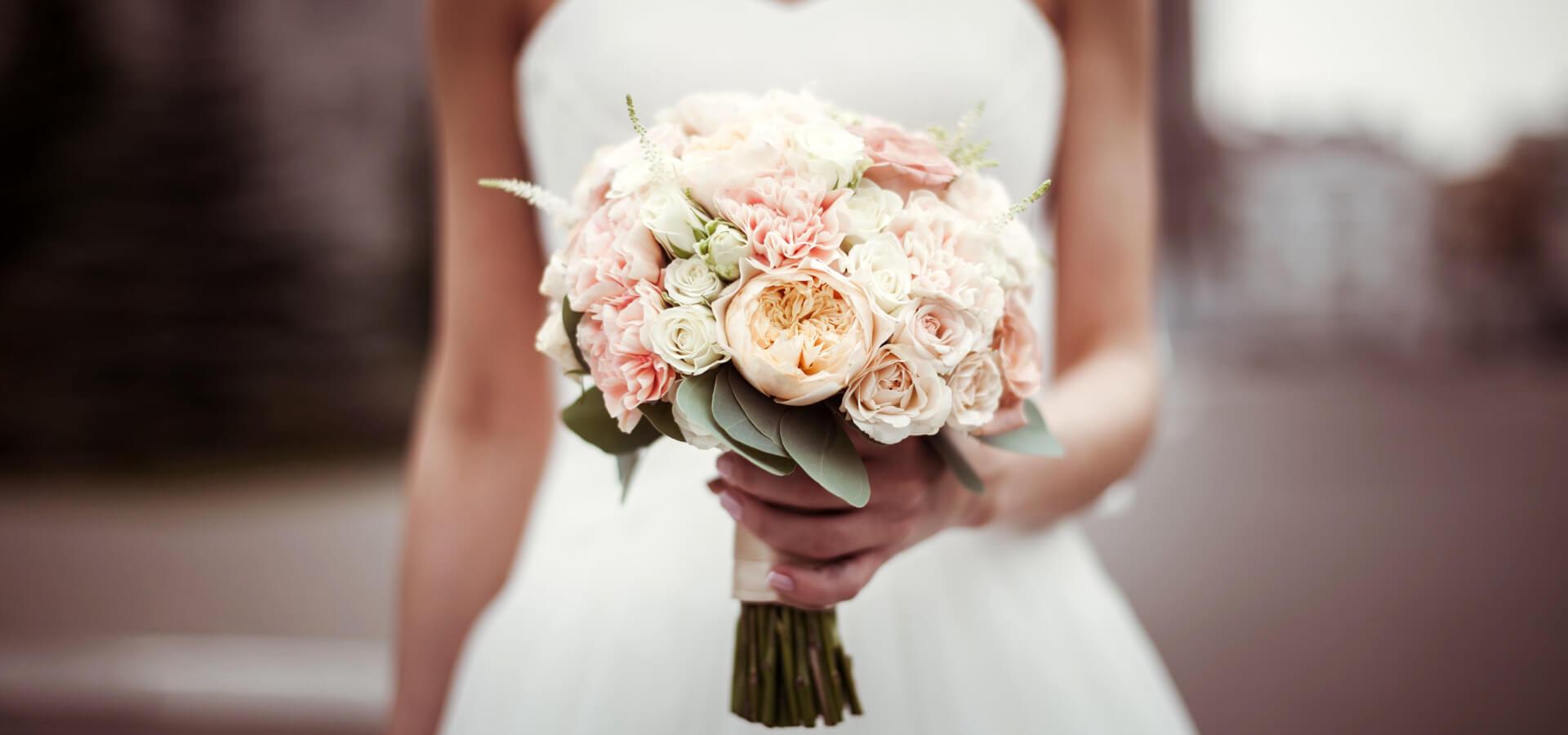 Как выбрать идеальный букет невесты?